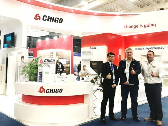 CHigo Air-Conditioning at FRIGAIR Exhibition Featured Image