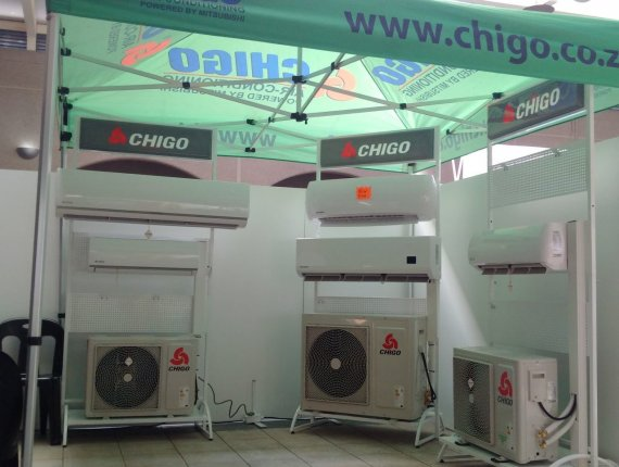 C & M Air-conditioning Rustenburg - Mining & Industrial Exhibition | image 2