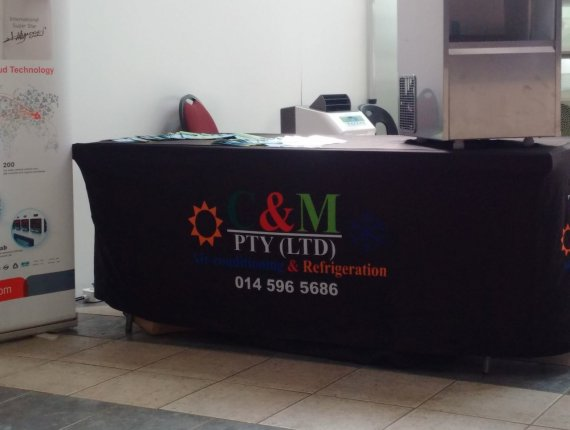 C & M Air-conditioning Rustenburg - Mining & Industrial Exhibition | image 3