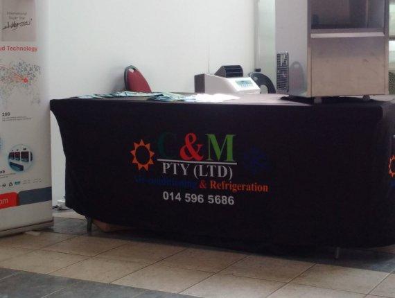 C & M Air-conditioning Rustenburg - Mining & Industrial Exhibition | image 3