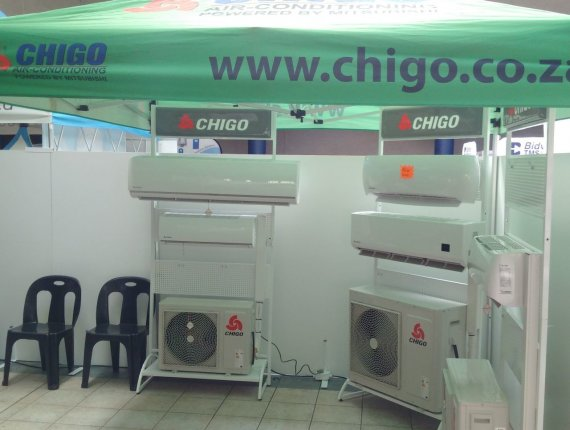 C & M Air-conditioning Rustenburg - Mining & Industrial Exhibition | image 4