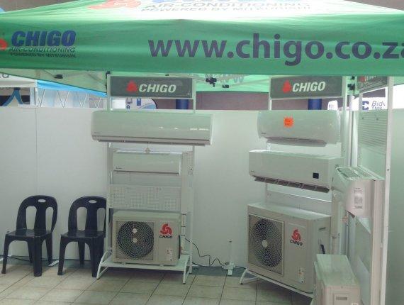 C & M Air-conditioning Rustenburg - Mining & Industrial Exhibition | image 4