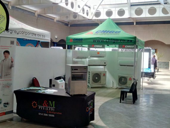 C & M Air-conditioning Rustenburg - Mining & Industrial Exhibition | image 6