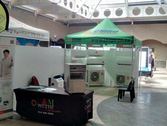 C & M Air-conditioning Rustenburg - Mining & Industrial Exhibition | image 6