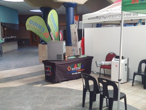 C & M Air-conditioning Rustenburg - Mining & Industrial Exhibition | image 7