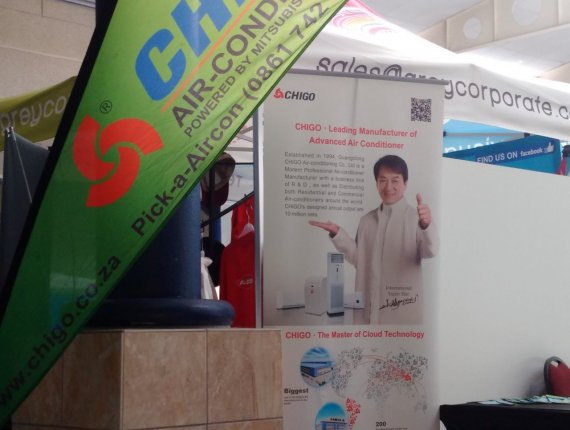C & M Air-conditioning Rustenburg - Mining & Industrial Exhibition | image 8