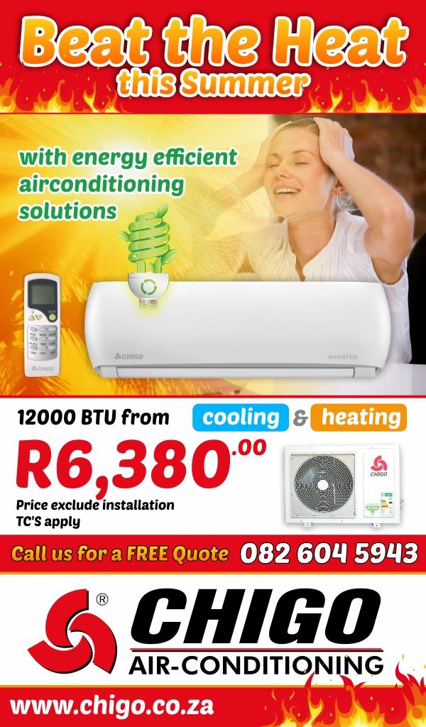Chigo Air - Conditioning Special 15